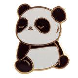 Pandarama Panda Emaille Button / Pin_
