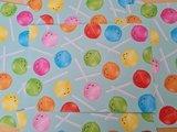 Lolly's Patroon Mint - Ansichtkaart_