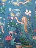Be you - Ansichtkaart_