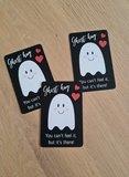 'Ghost hug' Knuffel - Klein Kaartje_