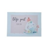 Blije post voor jou Konijntje - Ansichtkaart_