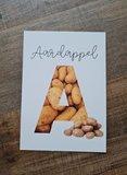 A van Aardappel - Ansichtkaart_