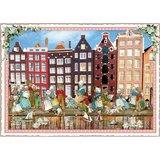 Grachten Oud Hollands - Ansichtkaart