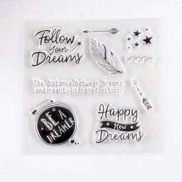 Clear Stamps 'Dreamer'