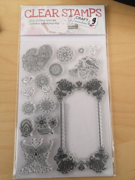Clear Stamps (nr9)