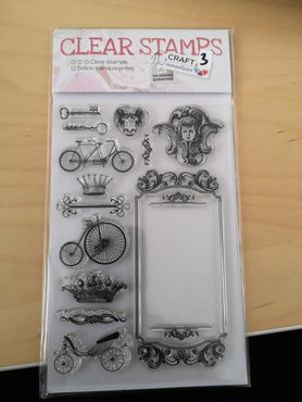 Clear Stamps (nr 3)