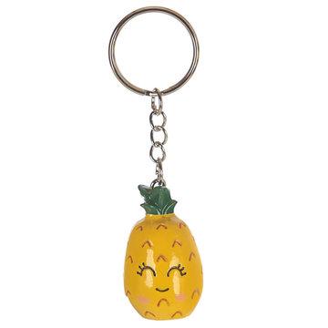 Ananas Sleutelhanger