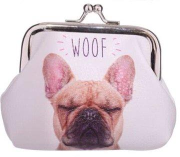 Hond Woof Knipbeursje