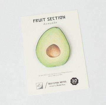 Memo Blaadjes Avocado