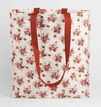 Vintage Floral Lady Antoinette shopper