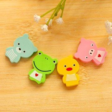 4 Kawaii Dieren Gummetjes