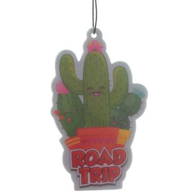 Cactus Road Trip Roadtrip Luchtverfrisser Air Freshener Autoparfum  Summer Fiesta Zomerfeest