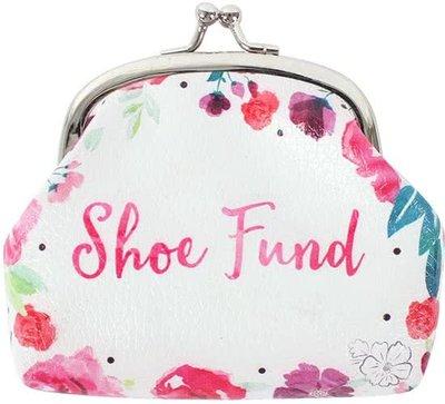 Shoe Fund Schoenen Fonds Floral Fusion Purse Knipbeurs Portemonnee