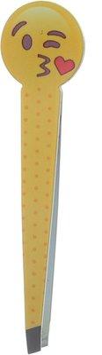 Knipoog Kusje Emoji Tweezers Leuk Pincet