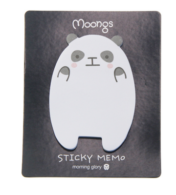 Memo Blaadjes Panda Sticky Notes