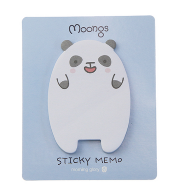 Memo Blaadjes Panda Lachend Sticky Notes
