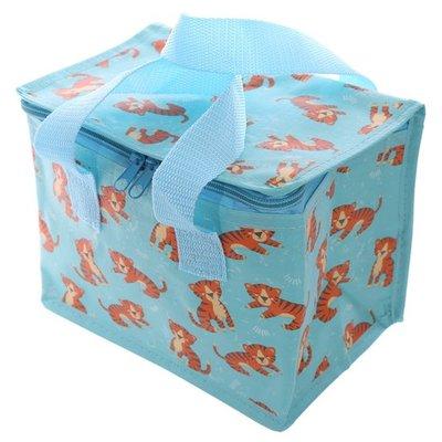 Koeltas Lunchbox - Dierentuin