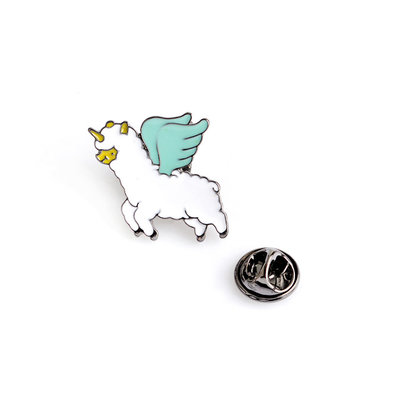 Alpaca Pin Broche