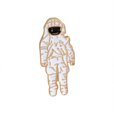 Astronaut Pin Broche