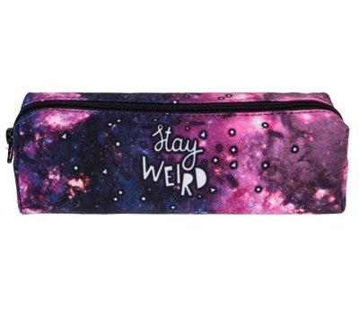 'Stay Weird' Galaxy Etui