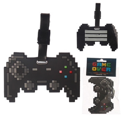Game Controller Kofferlabel