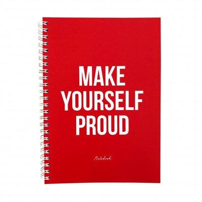 Proud - Notebook