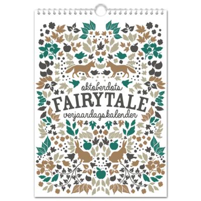Fairytale Verjaardagskalender Oktoberdots