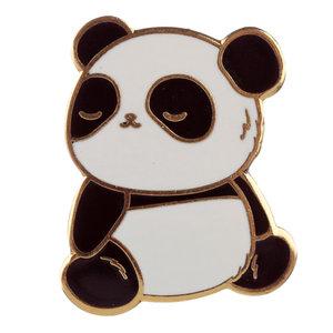 Pandarama Panda Emaille Button / Pin