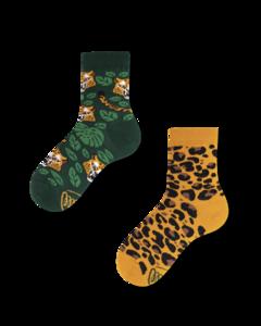 El Leopardo Kids Luipaard Kindersokken