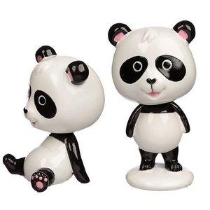 Cutiemals Panda Bobbelhoofd