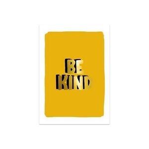 Be Kind - Ansichtkaart