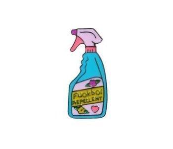 F.ckboi Repellent Broche / Pin