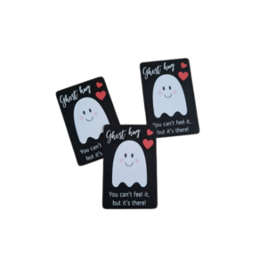 'Ghost hug' Knuffel - Klein Kaartje