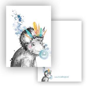 Triceratops - Minikaart