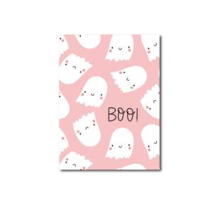 Boo Spookjes - Ansichtkaart