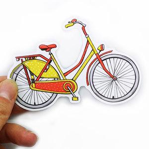 Fiets - Sticker