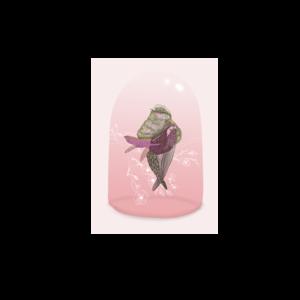 Eeuwige Vogels Samen - Ansichtkaart