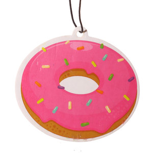 Donut-vormige Luchtverfrisser Zoet Snoep